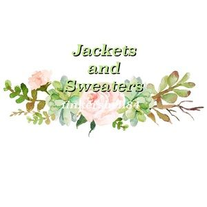 jackets and sweaters